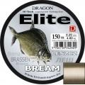 Леска Elite BREAM (лещ) 0,25mm 6,7кг 150м