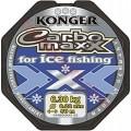 Леска CARBOMAXX ICE 0,14/ 50м, KONGER