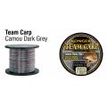 Леска TEAM CARP CAMOU DARK GREY 0,28 мм /1000 м KONGER