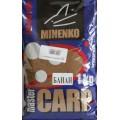 Minenko - Прикормка Master Carp Банан 1кг.