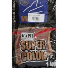 Minenko - Прикормка Super Color Карп коричневый 1кг.